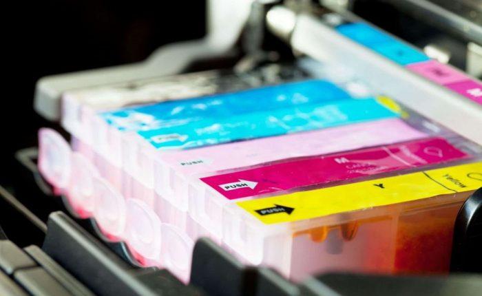 Tipos de cartuchos de tinta para impresoras