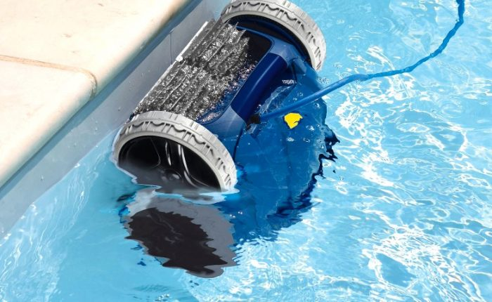 Tipos de limpiafondos de piscina
