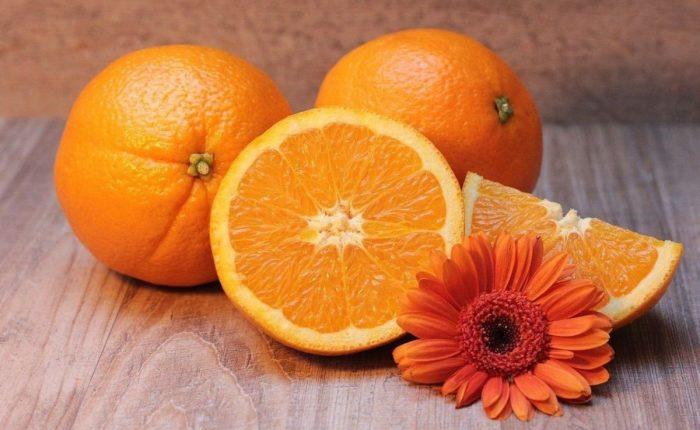 Tipos de naranjas