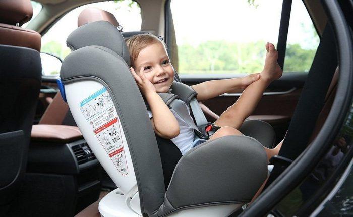 Tipos de sillas de coche para bebés